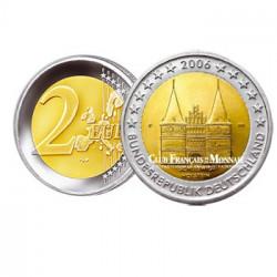 2006 - Allemagne - 2 Euros commémorative Présidence du Schleswig-Holstein au Bundesrat
