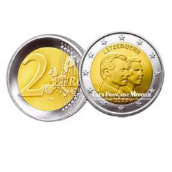 2006 - Luxembourg - 2 Euros commémorative 25e Anniversaire du Grand-Duc Héritier Guillaume