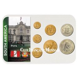 Série Pérou 1966-1975 - Soles