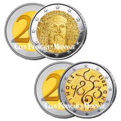 Lot des 2 x 2 Euro Finlande 2013
