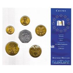 Série Pré-Euro Chypre