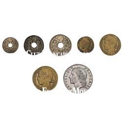 Les Francs de la IIIème république