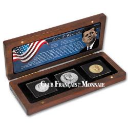Coffret USA 1971-2015 - John F. Kennedy