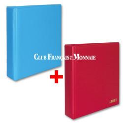Album bleu + Album rouge