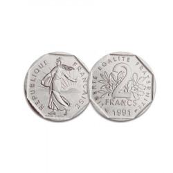 La Mythique 2 Francs 1991