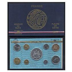 1987 - France - Série FDC