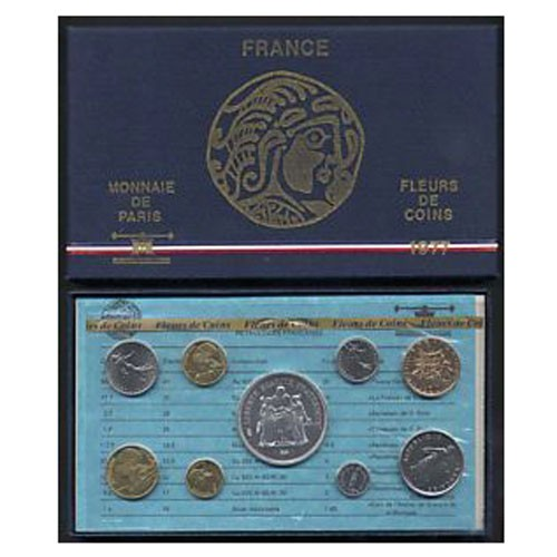 1978 - France - Série FDC