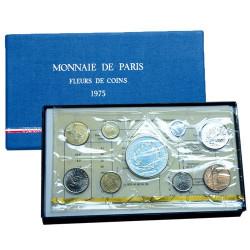 1975 - France - Série FDC