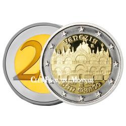 2€ Italie 2017 – 400 ans de la Basilique Saint-Marc