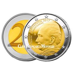 2 Euro Grèce 2017 - 60 ans de la mort de Nikos Kazantzakis