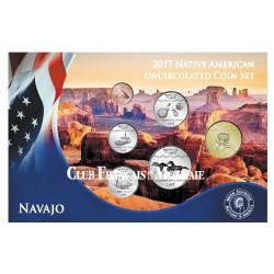 Série des Indiens Navajo 2017