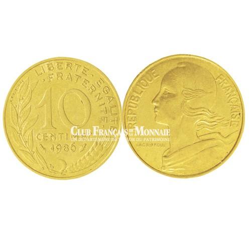 10 centimes Marianne