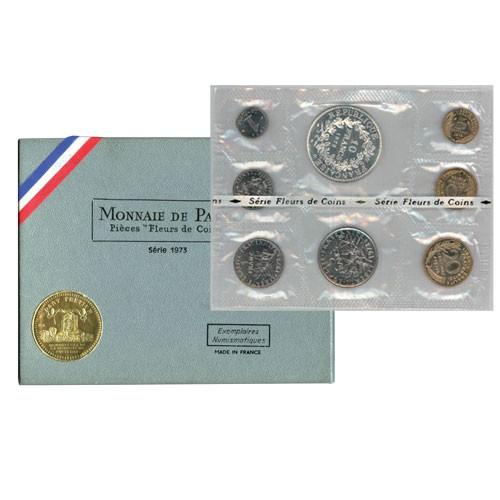 Boîte Fleurs de Coins 1973