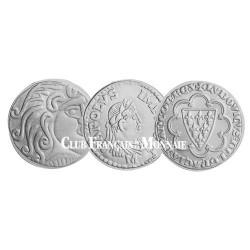 3 x 5 Francs France 2000 série I