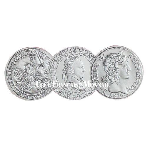 3 x 5 Francs France 2000 série II