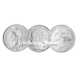 3 x 5 Francs France 2000 série III