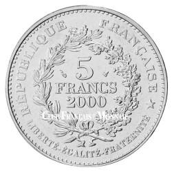 Lot des 3 séries 2 000 ans de monnaies Françaises