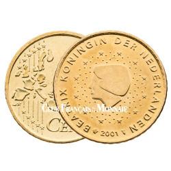 2001 - PAYS-BAS - 50 CENT