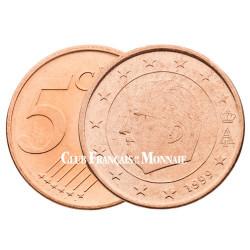 5 Cent - Belgique 1999