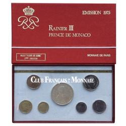 Série Monaco FDC 1975