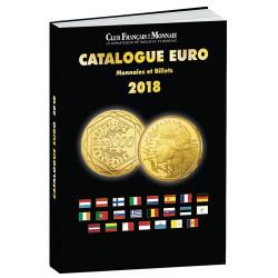 Le Catalogue Euro 2018 Monnaies et billets