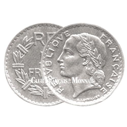 5 Francs Lavrillier 1949