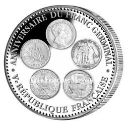 Anniversaire du Franc Germinal