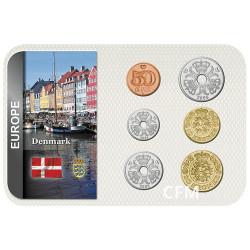 Série Danemark 1991-2016