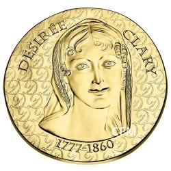 50 Euro Or France BE 2018 - Désirée Clary