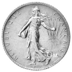 1 Franc Argent Semeuse 1914C