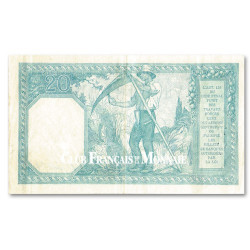 Billet de 20 Francs Bayard