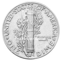 1 Dime Argent USA - 1916-1945