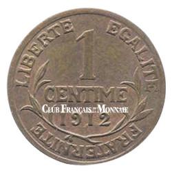 1 centime Dupuis 1912