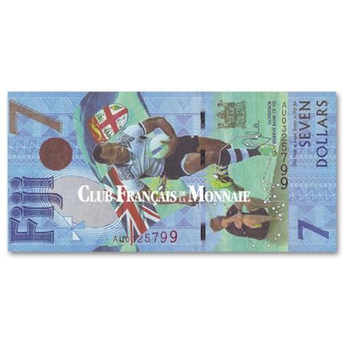 7 Dolllars Fidji 2017