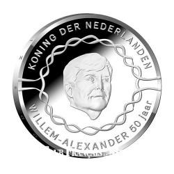 10 Euro Pays-Bas 2017 - 50 ans du Roi Willem-Alexander