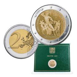 2 Euro Vatican BU 2018 - Année européenne du patrimoine culturel
