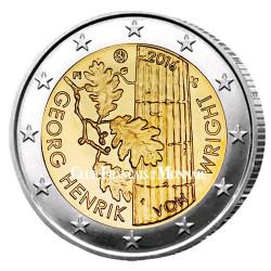 2 Euro Finlande 2016 - Georg Henrik Von Wright