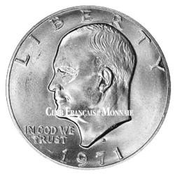 1 Dollar USA 1971 - D. Eisenhower