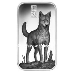 1 Dollar Argent BE 2016 - Dingo
