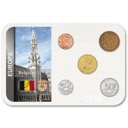Série Belgique 1956-2001 - Roi Albert II