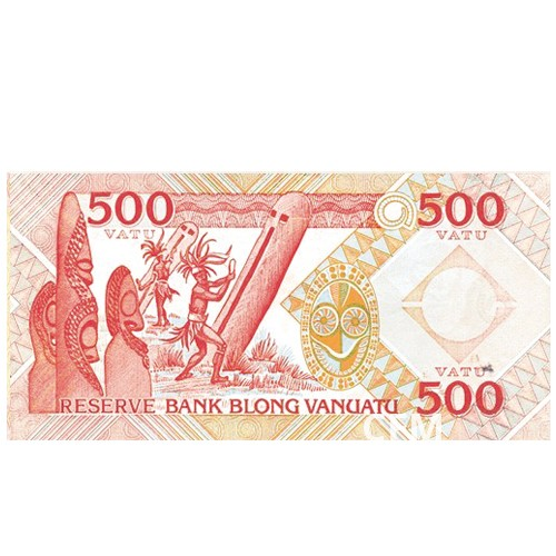 500 Vanuatu 1993