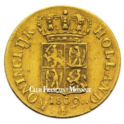 1 Ducat Or Louis Napoléon - Roi de Hollande