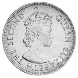 1 Dollar Hong Kong 1971-1975