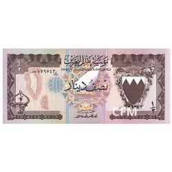 ½ Dinar Bahreïn 1973