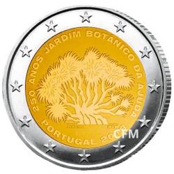 2 Euro Portugal 2018 - Jardins botaniques d'Ajuda