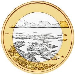 5 Euro Finlande 2018 - Archipel finlandais