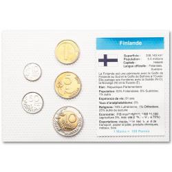 Série Finlande Pré-Euro