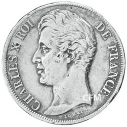 2 Francs Argent Charles X
