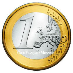 1 Euro Saint-Marin 2015 - Armoiries