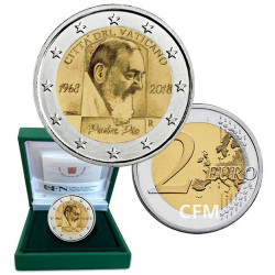 2 Euro Vatican BE 2018 - Padre Pio